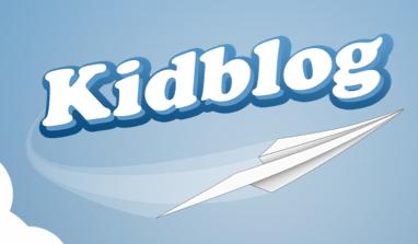 Kidblog Logo